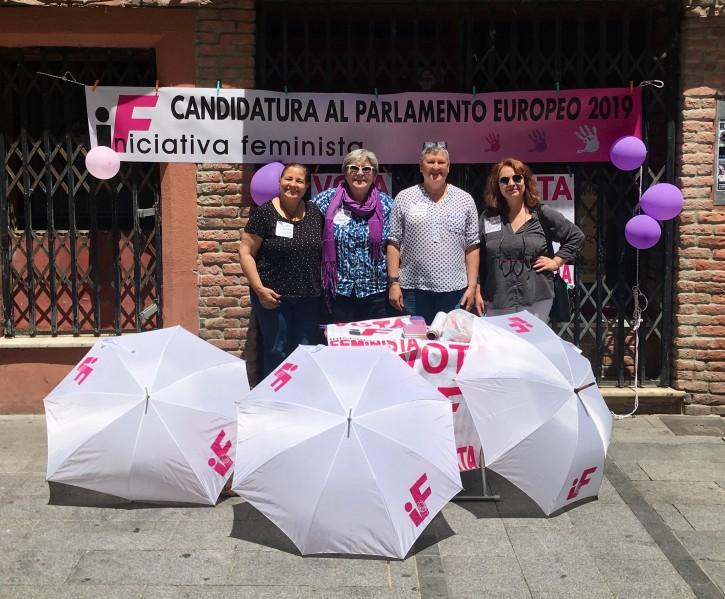 INICIATIVA FEMINISTA EN ANDALUCÍA y CASTILLA