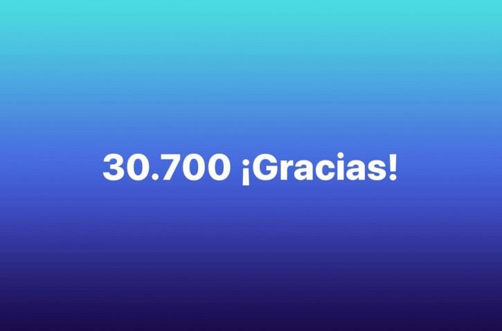30.700  gracias!