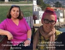 CANDIDATAS iF BARCELONA