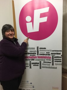 Chus pancarta iF - Castellón 2017
